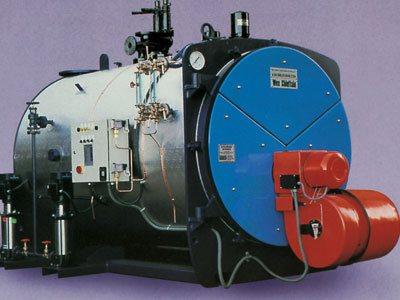 Commercial boiler upgrade