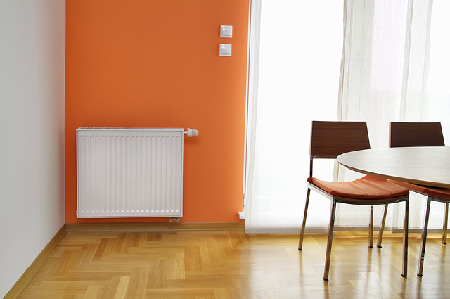 Central heating: like hot water, they can be controlled by combination boilers.
