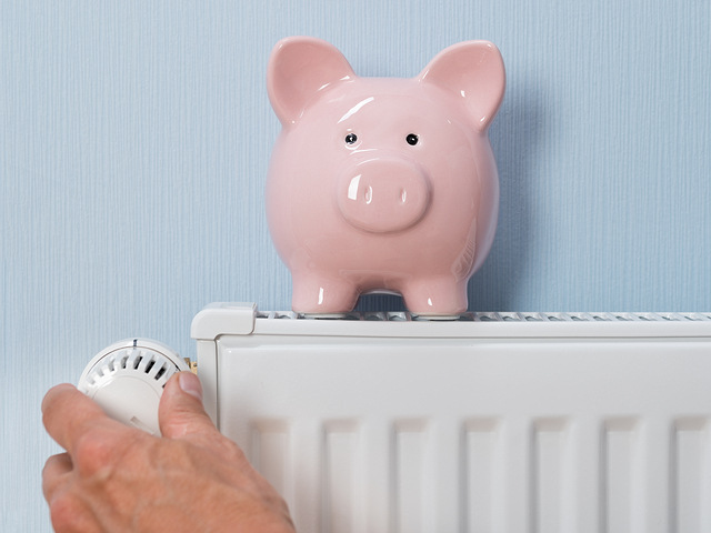 Tado savings radiator image.