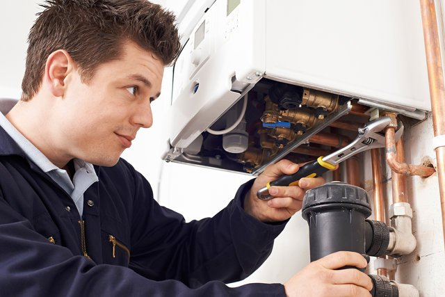 Quality Plumber Week heating engineer.