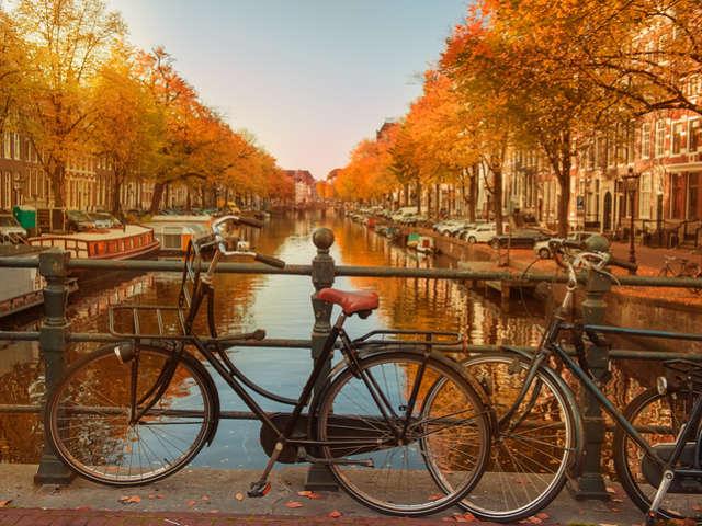 Amsterdam: gas free by 2050. Image by 2xSamara.com.