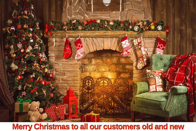 Merry Christmas from ST Heating Services.