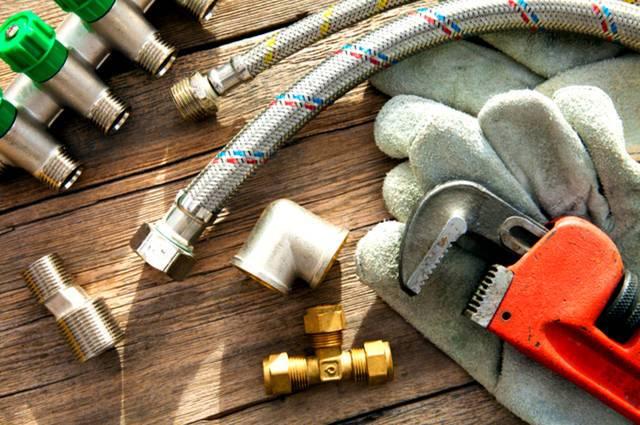 Plumbers Skills Shortage image by Vladimir Badaev (via Shutterstock).