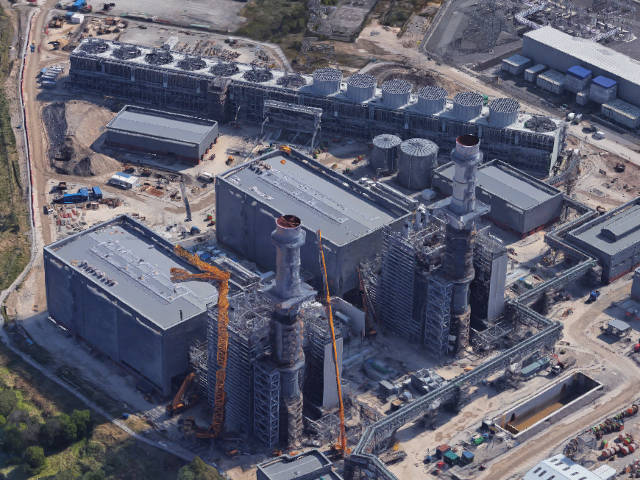 Carrington Gas Power Station (Courtesy of Google Maps)