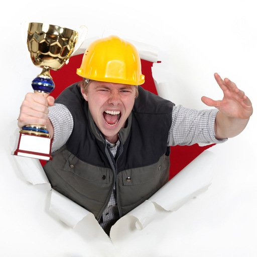 Plumber of the Year image by Phovoir (via Shutterstock).