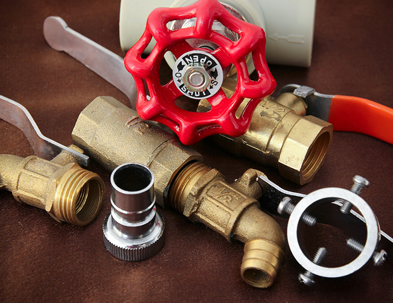 Commercial Plumbing Parts
