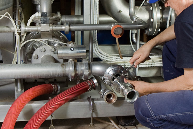 Industrial Boiler Repair