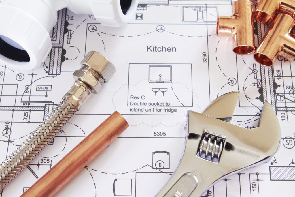 Plumbing Installation Plan