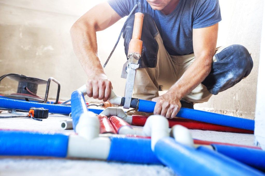 Industrial Plumbing Contractors
