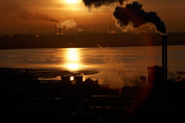 Runcorn: the start of Cadent's hydrogen gas future? Image by DMP Images (via Shutterstock).