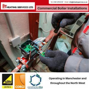 commercial boiler installations