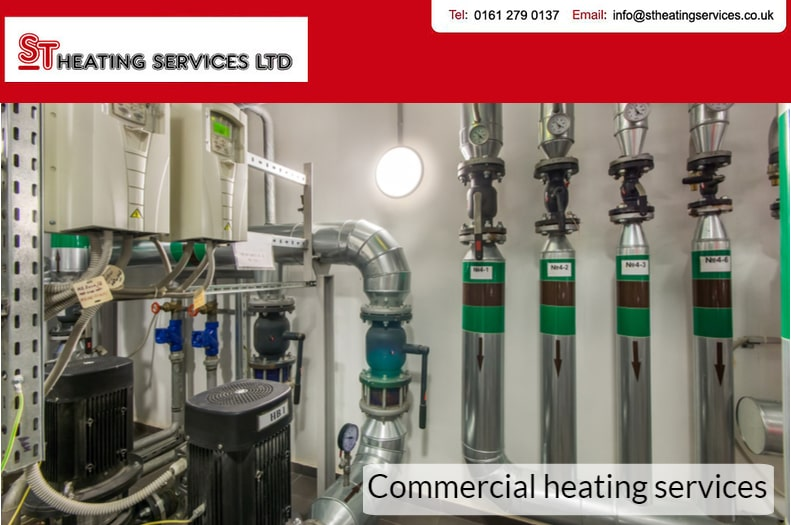 commercial heating services