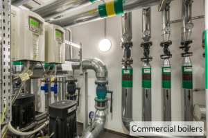 commercial boiler services