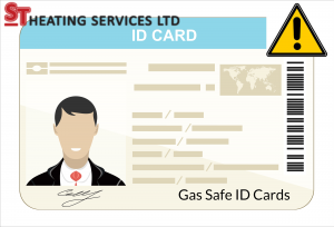 Gas Safe ID cards