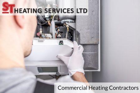 commercial heating contractors